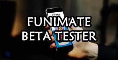funimate-beta-tester