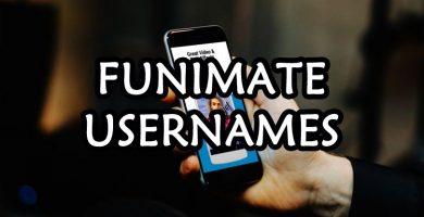funimate-usernames